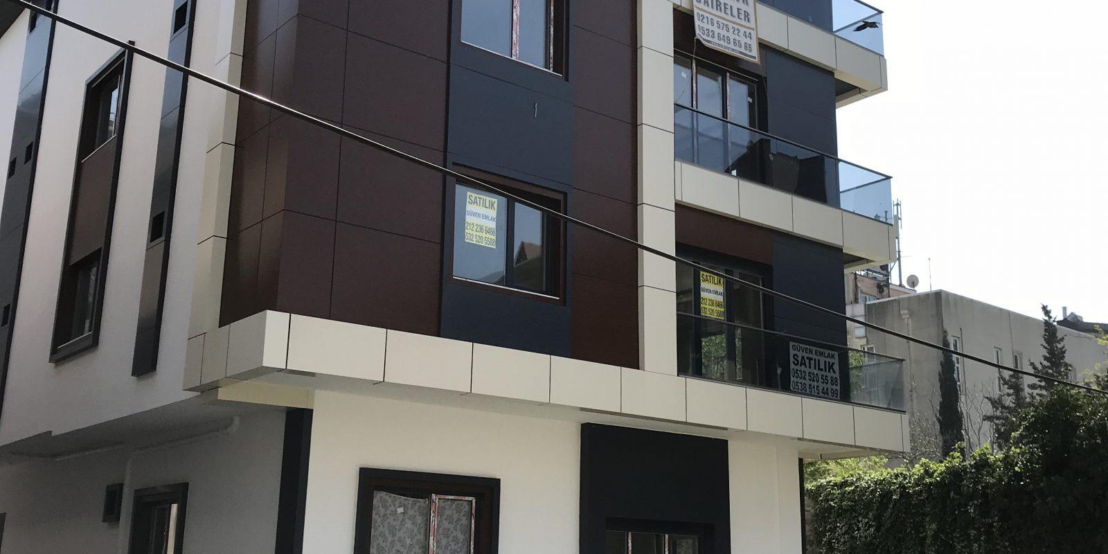 Beşiktaş Yavuz Edalı ve Hissedarları Projesi